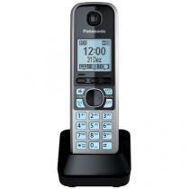 Monofone Panasonic Identificador de Chamadas - Viva-Voz e Chamada em espera - KX-TGA671LBB