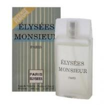 Monsieur Elysees Paris Elysees - Perfume Masculino - Eau de Toilette - 100ml - Paris Elysees