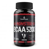 Monster BCAA 5200 100 Tabs. - PowerFoods - PowerFoods