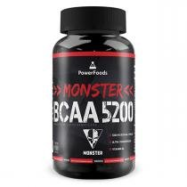 Monster BCAA 5200 - 300 tabletes - PowerFoods -