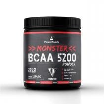 Monster BCAA 5200 300g - PowerFoods - PowerFoods