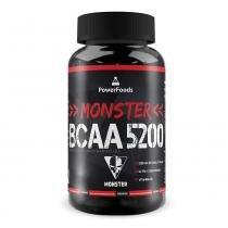 Monster BCAA 5200 500 Tabs. - PowerFoods -