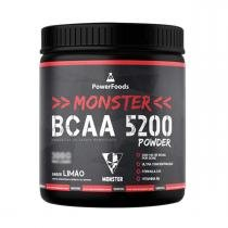 Monster BCAA 5200 Powder - 900g - PowerFoods