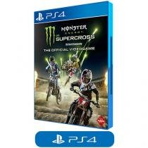 Monster Energy Supercross The Official Videogame - para PS4