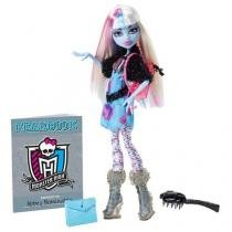 Monster High Abbey Bominable - Foto de Terror - com Acessórios - Mattel