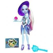 Monster High Abbey Bominable Praia - com Acessórios - Mattel