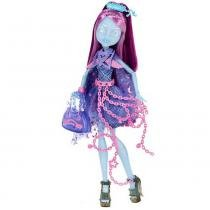Monster High Assombrada Kiyomi Haunterly - Mattel - Monster High