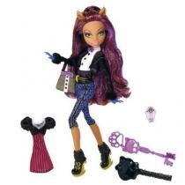 Monster High Clawdeen Festa - 1600 Anos da Draculaura - Mattel
