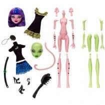 Monster High Crie Seu Monstro com Acessórios - Mattel