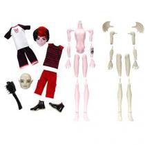 Monster High Crie seu Monstro - Monstro Gárgula e Vampiro - Mattel