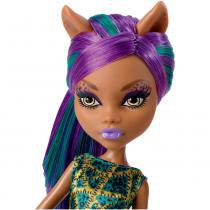Monster High Dupla Sustos e Maquiagem - Mattel - Monster High