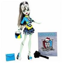Monster High Frank Stein Foto de Terror - com Acessórios - Mattel