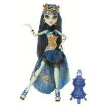 Monster High Frankie Stein 13 Wishes Festa - com Acessórios - Mattel