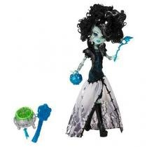 Monster High Frankie Stein - Fantasia Halloween - com Acessórios - Mattel