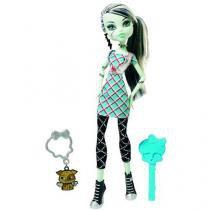Monster High Frankie Stein Passeio Ao Shopping - com Acessórios - Mattel