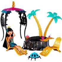 Monster High Oasis da Cleo com Acessórios - Mattel