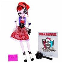 Monster High Operetta Foto de Terror - com Acessórios - Mattel