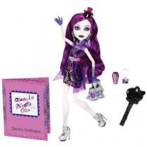Monster High Spectra Vondergeist - Balada Monstro - com Acessórios - Mattel