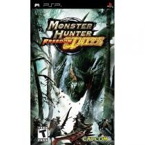 Monster hunter freedom unite favorites - psp - Sony