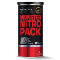 Monster nitro pack - 44 packs - probiótica -