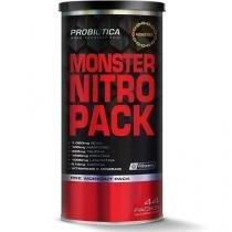 Monster Nitro Pack NO2 - 44 Packs - Probiótica - Probiótica