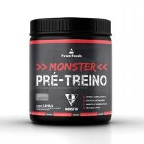 Monster Pré-Treino - 900g - PowerFoods