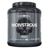 Monstrous - 2,7kg - Black Skull -