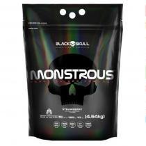 Monstrous - 4,5kg - Black Skull -