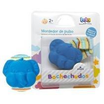 Mordedor de Pulso Bochechudos Elefante Azul BDA -