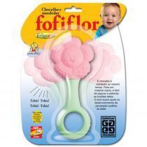 Mordedor E Chocalho Fofiflor -grow -