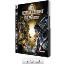 Mortal Kombat vs. DC Universe para PS3 - Midway