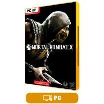 Mortal Kombat X para PC - Warner