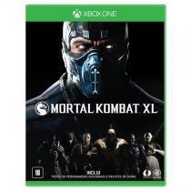 Mortal Kombat XL - Xbox One - Warner bros game