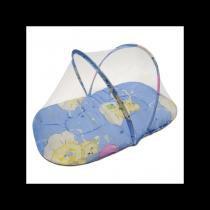Mosquiteiro Conforto Para Bebú Azul - Comprenet