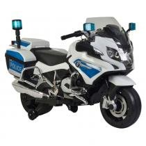 Moto Elétrica - 12V - BMW Policia - Bandeirante -