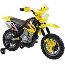 Moto Elétrica Infantil 925900 - Emite Sons Bel Brink 6V