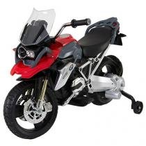 Moto Elétrica Infantil BMW GS 1200 com Buzina - Biemme