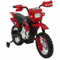Moto Elétrica Infantil Cross  - Homeplay