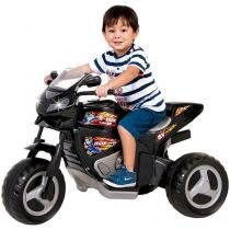 Moto Elétrica Infantil Max Turbo 6V - Magic Toys