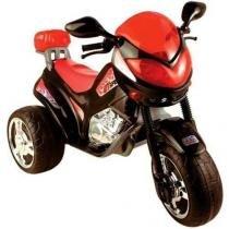 Moto Elétrica Infantil MT Speed Preta 6V - Magic Toys -