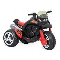 Moto Elétrica Infantil Sport EL6V Preto/Vermelho 2760 - Bandeirante - Bandeirante