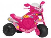 Moto Elétrica Infantil Supersport 2 Marchas Bivolt - Bandeirante