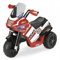 Moto Elétrica Peg Pérego Ducati Desmosedici 6V -