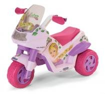 Moto Elétrica Raider Princess - Peg-Pérego - Rosa -