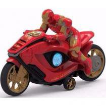 Moto Fricção Avengers Iron Man - Toyng -