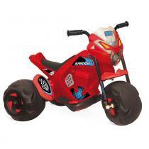 Moto Supercross Elétrica 6V - Bandeirante - Bandeirante