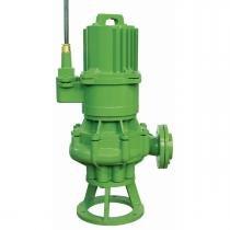Motobomba submersivel fbs rsa 100 90 210mm t15,0cv 380/660v 4p flange 60hz ip68 grafite ceramica buna standard - Famac