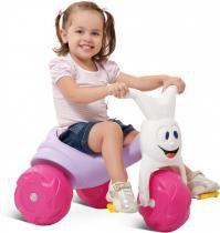 Motoca-triciclo infantil bandeirante tico-tico gatinha -