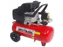 Motocompressor de Ar Motomil 1,5HP - MAM 7.4/24 3500rpm