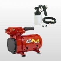 Motocompressor De Ar Ms 2,3 Air Plus 1/3cv 4p Schulz Monofásico 60hz Bivolt - SCHULZ